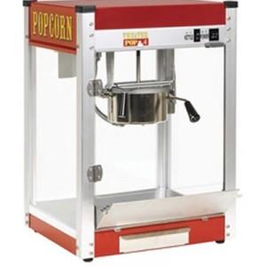 Popcornmachine + stand