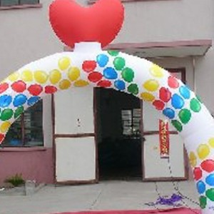 Attractieverhuur-ballonnenboog