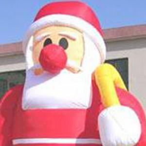 Opblaasbare Kerstman 3,5 meter
